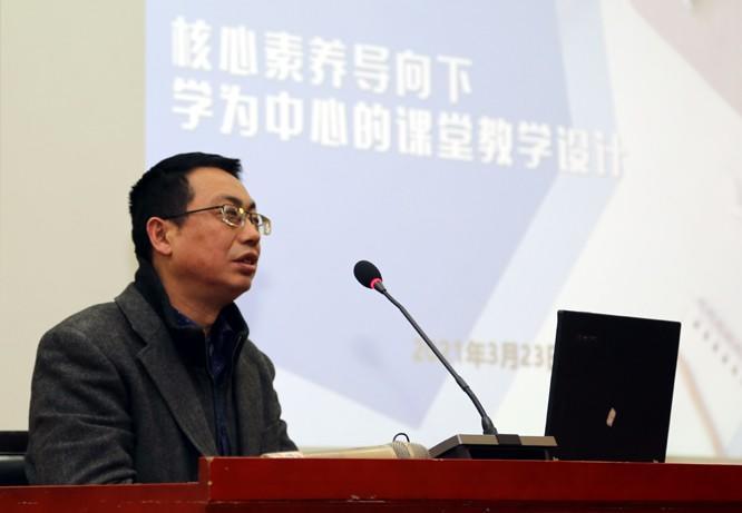 徐州国际对青年教师进行系列专题培训